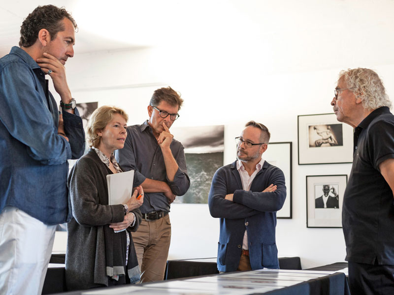 The nominations for the Felix Schoeller Photo Award 2015 have now been chosen