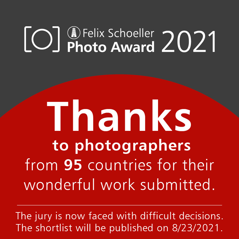 Participation of photographers from 95 countries