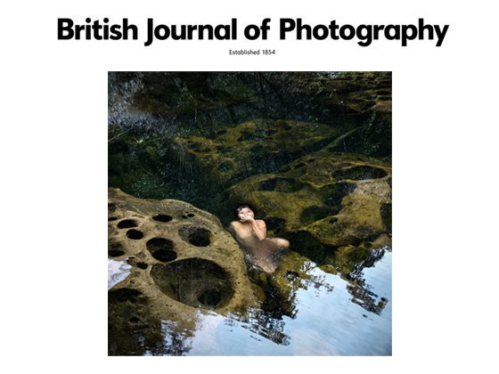 Gold Award Gewinnerin 2015 im British Journal of Photography