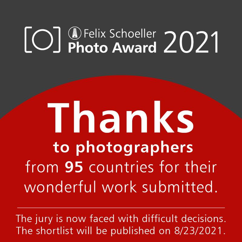 Beteiligung von Fotografen aus 95 Ländern