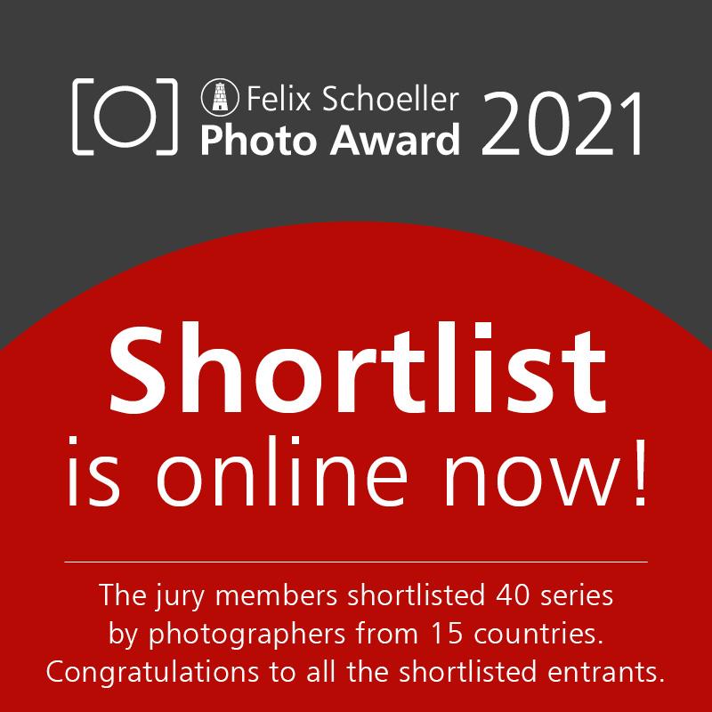 Shortlist mit 40 Arbeiten veröffentlicht