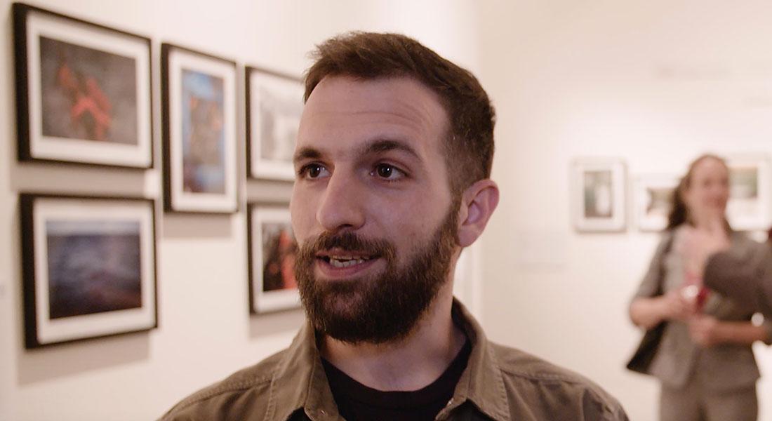 Im Interview: Rodrigo Illescas, Kategoriesieger Porträt