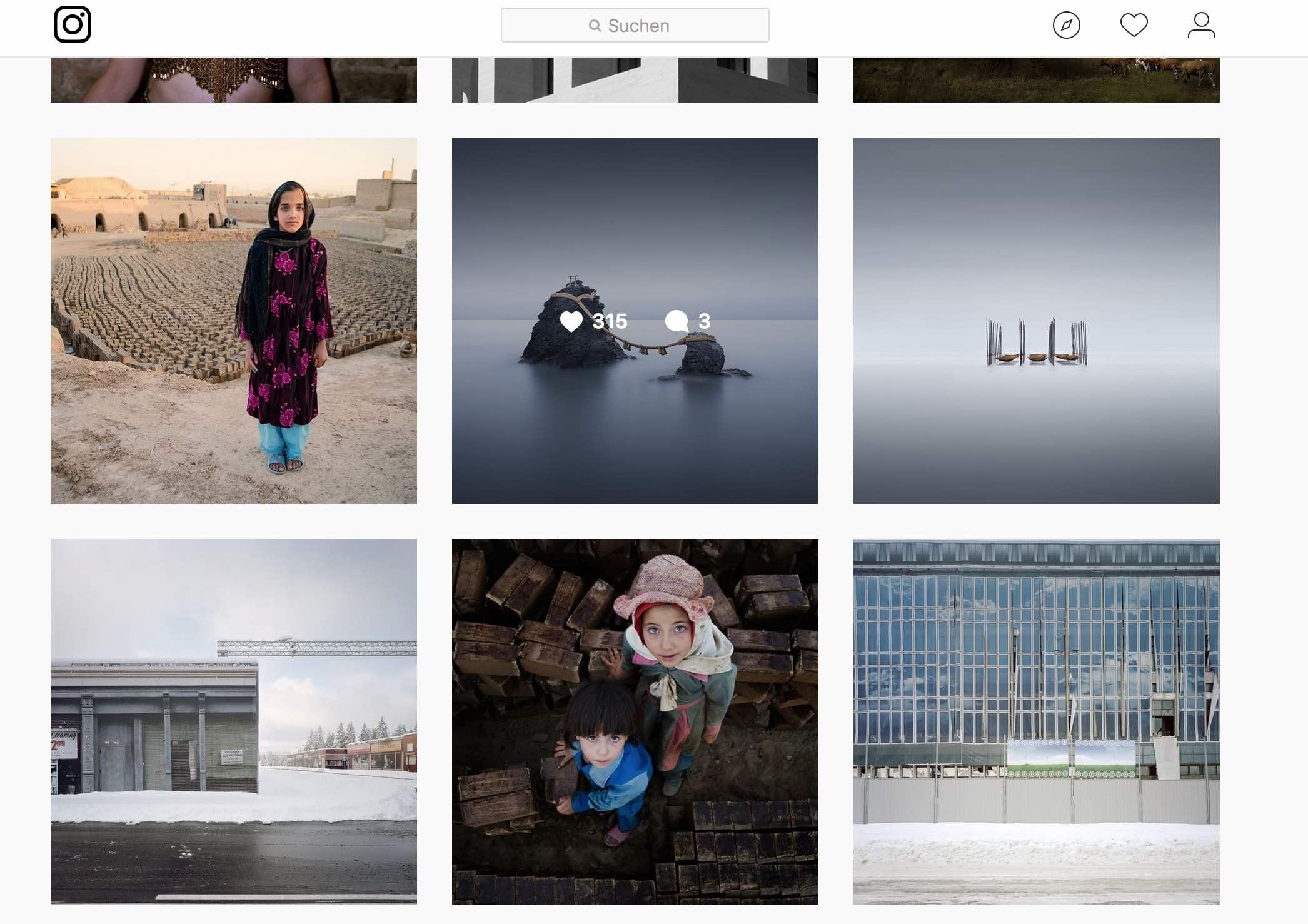 Felix Schoeller Photo Award now on Instagram!