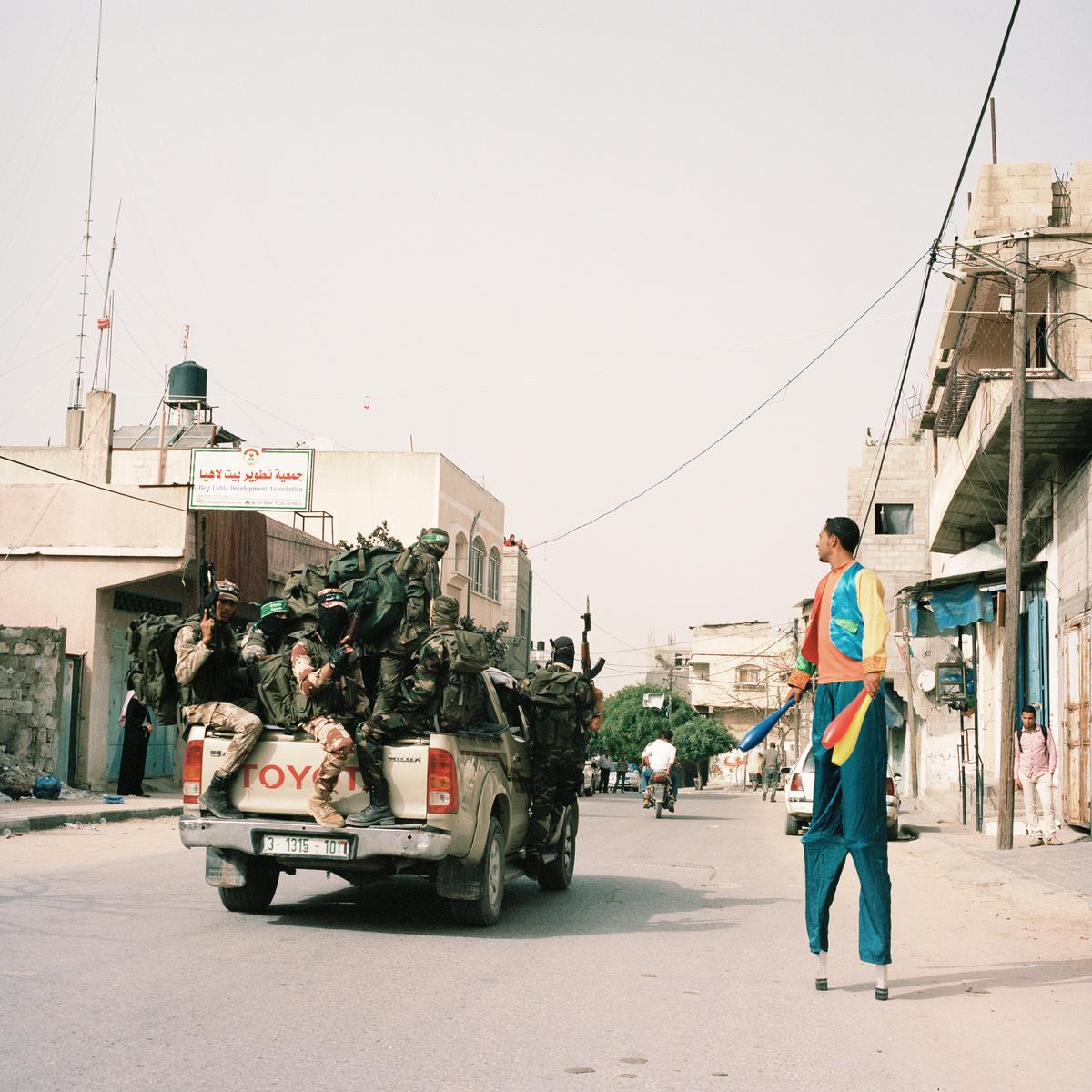 """Das Thema """"Frieden"""" fotografisch sehr unterschiedlich interpretiert"""